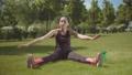 woman, training, exercise 54192215