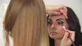 Professional makeup.Make-up artist   54242577