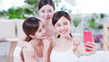 女性 メス 仲良しの動画 54300491