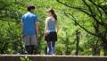 Couple jogging image 54315428