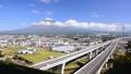 新東名と秋の富士山-6095853 54351888