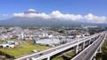 新東名と秋の富士山-6095863 54351889
