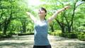 ジョギング ダイエット 若い女性 スポーツイメージ 54357102