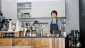 カフェ 仕事 レストランの動画 54460930