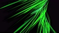 Abstract motion background with moving green lines 54517837