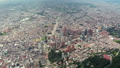Bogota, Colombia from above 54520403