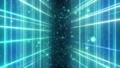 閃光粒子和線條背景 54548263