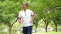 中年男子慢跑飲食圖像 54551040