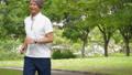 中年男子慢跑飲食圖像 54551043