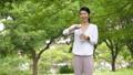 中年婦女慢跑飲食圖像 54551044