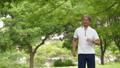 中年男子慢跑飲食圖像 54551045