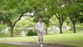 中年婦女慢跑飲食圖像 54551049