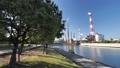 姫路市播磨臨海工業地域の公園とダイセル化学工業 54571322