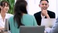 人物 女性 会議の動画 54597577