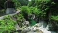 面河川의 신록 공중 촬영, 面河 블루에 빛나 54656678