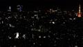 東京、都心の夜景 54703330