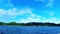 沖縄 船から見た渡嘉志久ビーチ 54834868