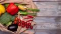 Fresh ripe vegetables 54852901