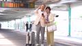 수석 부부 여행 역 기차 관광 이미지 촬영 협조 : 게이오 전철 주식회사 54929292