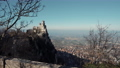 Monte Titano mountain with Guaita tower and view on San-Marino 55025668