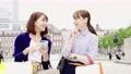 女性 友達 観光の動画 55043379
