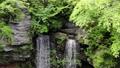 長良川 夫婦滝 ドローン 岐阜県 日本 55061073