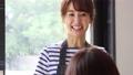 女性 カフェ 喫茶店の動画 55109635
