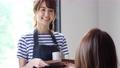 咖啡廳店員女人 55109638