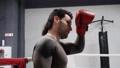 Fighter Rest Walk Talk Touch Hair Sport Workout 55175515
