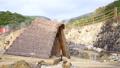 明礬温泉 湯の花小屋 55203812