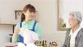 キッチン 台所 祖母の動画 55222153