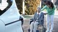 車椅子 自動車 車椅子仕様の動画 55222225