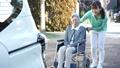 車椅子 自動車 車椅子仕様の動画 55222227