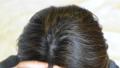 40歲的女人撫摸她的頭髮 55279118