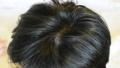 40歲的男人撫摸著他的頭髮 55279174