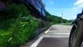 磐越西線SLばんえつ物語号を走行するバイクから撮影 55287737
