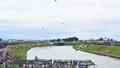 白根大凧合戦 タイムラプス 微速度撮影 55312322