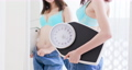 Girl lose weight success 55439018