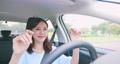 Smart self driving car concept 55439021