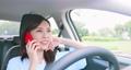 Smart self driving car concept 55439025
