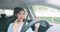 Smart self driving car concept 55439032