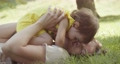 ベビー 赤ちゃん 赤ん坊の動画 55494118