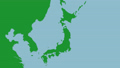 Alpha通道 - 旋轉地球縮小 55501810