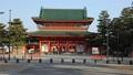 11月 平安神宮の応天門 55530827