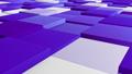 Digital cube abstract background loop renewable 55540564