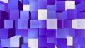 Digital cube abstract background loop renewable 55540566