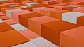 數字式立方體摘要背景圈可更新 55540597