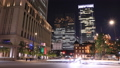 Night view of the downtown area Tokyo Marunouchi Time Lapse Fix 55919539