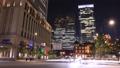 市區東京丸之內時間間隔修復的夜視圖 55919539