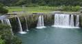 夏の原尻の滝(4K) 55920226